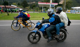 Miraflores: municipio reafirma propuesta para prohibir motocicletas con dos pasajeros