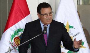 Ministro Huerta: Vuelos de narcoavionetas se redujeron en el Vraem