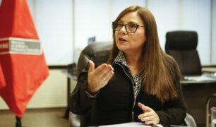 Ministra de la Mujer: La salud mental es una deuda pendiente con el país