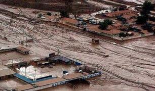 Chile: Inundaciones dejan seis muertos y un centenar de casas destruidas