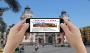 UNMSM: crean aplicativo para conocer escenarios históricos mediante realidad virtual