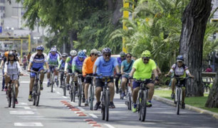 Municipalidad de Lima dará talleres de ciclismo gratis este domingo 10