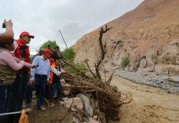 Vizcarra: Declaratoria de emergencia ayudará a atender rápido sectores afectados
