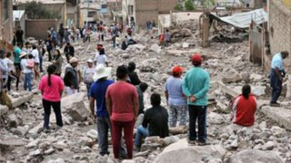 Congresistas se solidarizan y piden acciones inmediatas por estragos de huaicos
