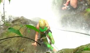 Aventura extrema: conozca los deportes que se ofrecen en la selva de Tingo María