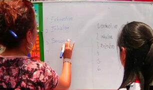 Ministro de Educación saluda labor de los maestros en su día