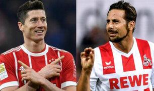 Claudio Pizarro: Lewandowski a un gol de igual su récord en la Bundesliga