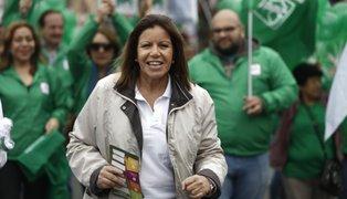 Lourdes Flores: Si hubiera recibido dinero en un maletín para la campaña tampoco es delito