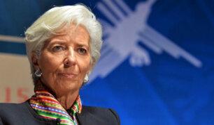 """FMI alerta sobre una """"tormenta"""" en la economía global"""