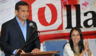 Partido Nacionalista niega que empresa de Paredes haya recibido aportes de Humala