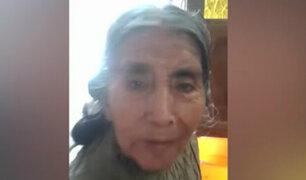 El Agustino: taxista atropella y mata a anciana de 74 años