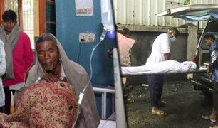 India: más de 100 muertos por consumo de alcohol adulterado