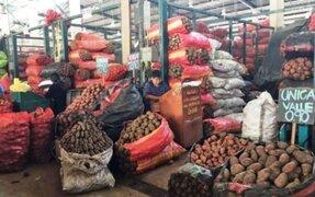 Minagri: precios en el sector minorista suben debido a la especulación por huaicos