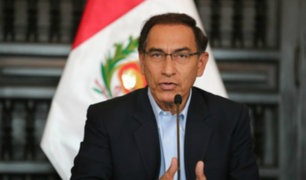 """Vizcarra sobre partido PpK: """"Nunca hemos participado en los temas financieros"""""""