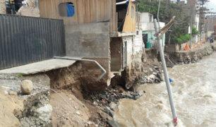 Conozca la actual situación de los vecinos de Chosica que viven en cauces de huaicos