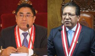 """Hinostroza sobre Sánchez: """"Un fiscal cuestionado y subordinado a los intereses de un grupo de poder"""""""