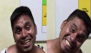 Cañete: delincuente se burla tras ser detenido cuando estaba a punto de asaltar un grifo