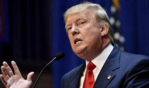 Donald Trump suspendió ayuda para Honduras, Guatemala y El Salvador