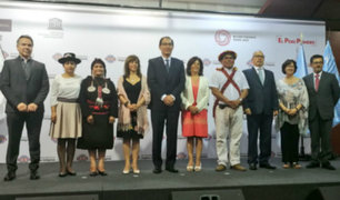 Ejecutivo asegura que trabajará para preservar lenguas originarias