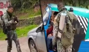 Huancavelica-Huanta: alerta por aparición de panfletos terroristas