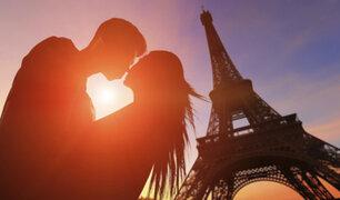 """San Valentín: París la """"ciudad del amor"""" y sus encantos te esperan"""