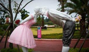 San Valentín: ¿Conoces las esculturas más apasionadas del mundo?