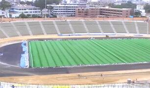 Estadio San Marcos: así luce la remodelada sede del Sudamericano Sub 17