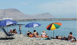 Altas temperaturas en la costa podrían durar hasta el otoño