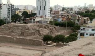 Huaca Mateo Salado: autoridades no logran erradicar a invasores