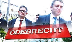 Brasil: Hoy fiscales Vela y Pérez firmarán acuerdo con Odebrecht