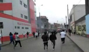 SJM: barras bravas provocan disturbios todos los fines de semana