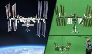 Teoría conspirativa asegura que la Estación Espacial Internacional es falsa