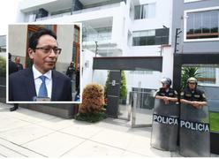 Fiscalía allana vivienda de Humberto Abanto, abogado de Jaime Yoshiyama