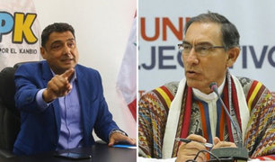 Reacciones sobre polémica entre Martín Vizcarra y el partido PpK