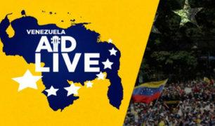 Concierto en Cúcuta para recaudar fondos y ayudar a Venezuela