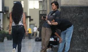 Lima: empresas serán multadas si sus trabajadores cometen acoso sexual en la calle
