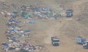 Chorrillos: municipio justifica que playa 'La Chira' se haya convertido en botadero de basura