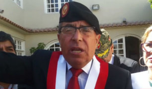 Caso Donayre: Luis Iberico afirma que se abusa de inmunidad parlamentaria