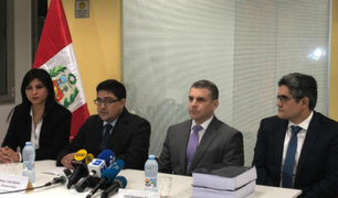 Caso Odebrecht: aseguran que pago de reparación civil está garantizado