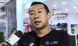 Hombre que quedó atrapado en escalera eléctrica denuncia maltrato del centro comercial Chacarilla