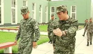 Cadete por un día: en ASD nos convertimos en soldados de la EMCH