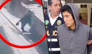"""Huaraz: capturan a peligroso delincuente llamado """"El loco del cuchillo"""""""