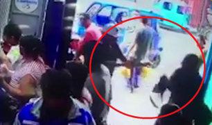 Barranca: asaltan a empresario cuando iba a depositar cuantiosa suma de dinero