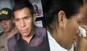 Detienen a sujeto acusado de violar a su sobrina en San Juan de Miraflores