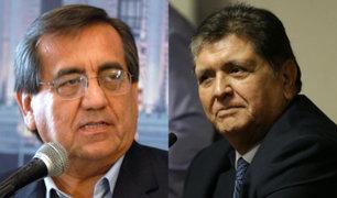 """Del Castillo sobre Alan: Es al único político al que """"se le corretea"""""""