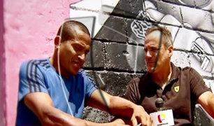 """Carlos """"Kukin"""" Flores: su última entrevista para Teledeportes"""