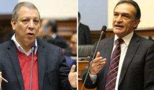 Marco Arana denunció a Héctor Becerril ante la Comisión de Ética por presunto soborno