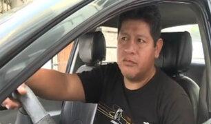 Miraflores: taxista devolvió joyas que pasajeros olvidaron en su auto