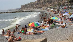 Lima: temperatura podría superar los 32 grados esta semana