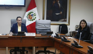 Milagros Salazar indicó que Fuerza Popular no blindará a Héctor Becerril